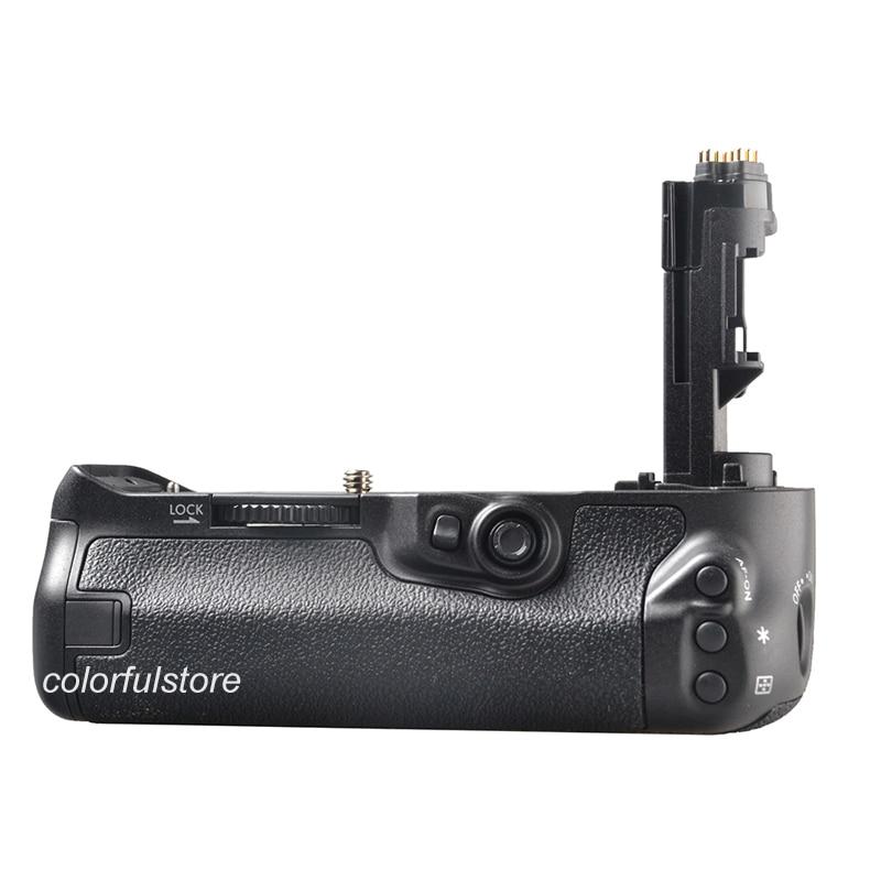 ФОТО Pro Battery Hand Handle Grip Holder Pack 2-Step Vertical Power Shutter For Canon EOS 7D Mark II 7DII 7D2 Camera as BG-E16 BGE16