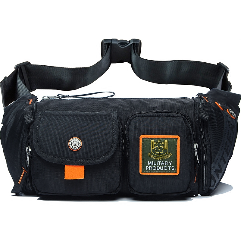 Высококачественная Мужская поясная сумка, водонепроницаемая поясная сумка из ткани Оксфорд, военная дорожная многофункциональная Мужская нагрудная Сумка пояс на бедро, Новинка|Поясные сумки| | АлиЭкспресс