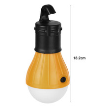 Outdoor Survival Soft Light Hanging LED Camping Hunting hunt Garden Tent Light Bulb Fishing Lantern Adventure Lamp drop shipping