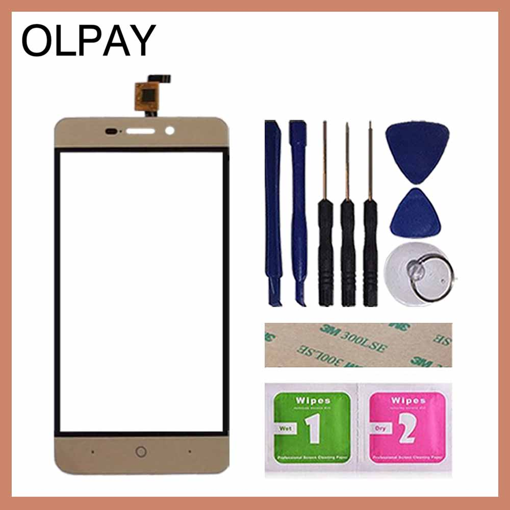Image 4 - OLPAY 5.0'' Mobile Phone Touch Screen Digitizer For ZTE Blade T620 A452 X3 D2 Touch Glass Sensor Tools Free Adhesive And Wipes-in Mobile Phone Touch Panel from Cellphones & Telecommunications