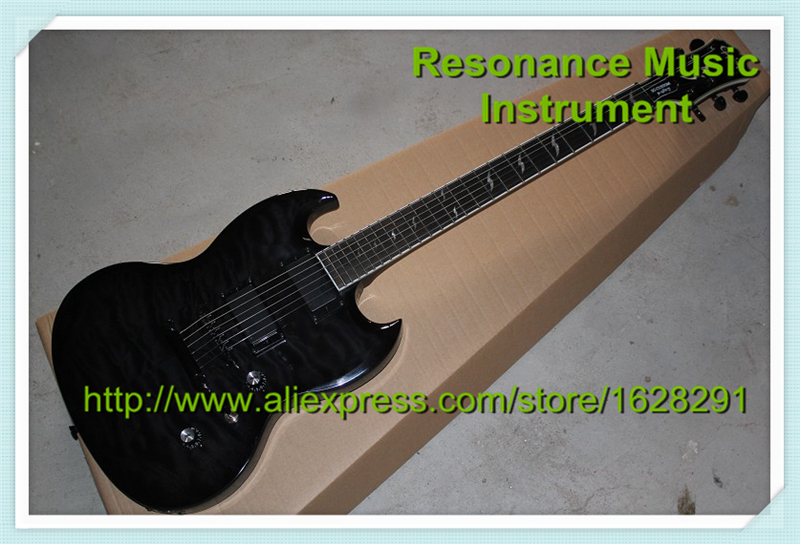 Hot Selling 24 Frets Epi. SG-400 Electric Guitar China Left Handed Custom Available chinese oem classical black beauty p 90 style pickup lp custom guitars electric left handed available
