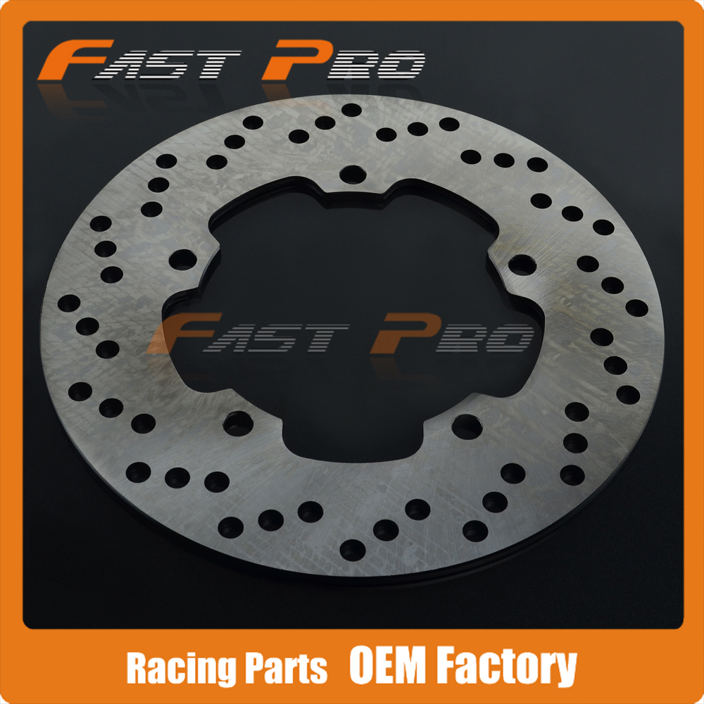 Rear Brake Disc Rotor For SUZUKI GW250 L3 GSF650 GSX650 SFV650 SV650 ABS GSR750 GSF1250 GSX1250