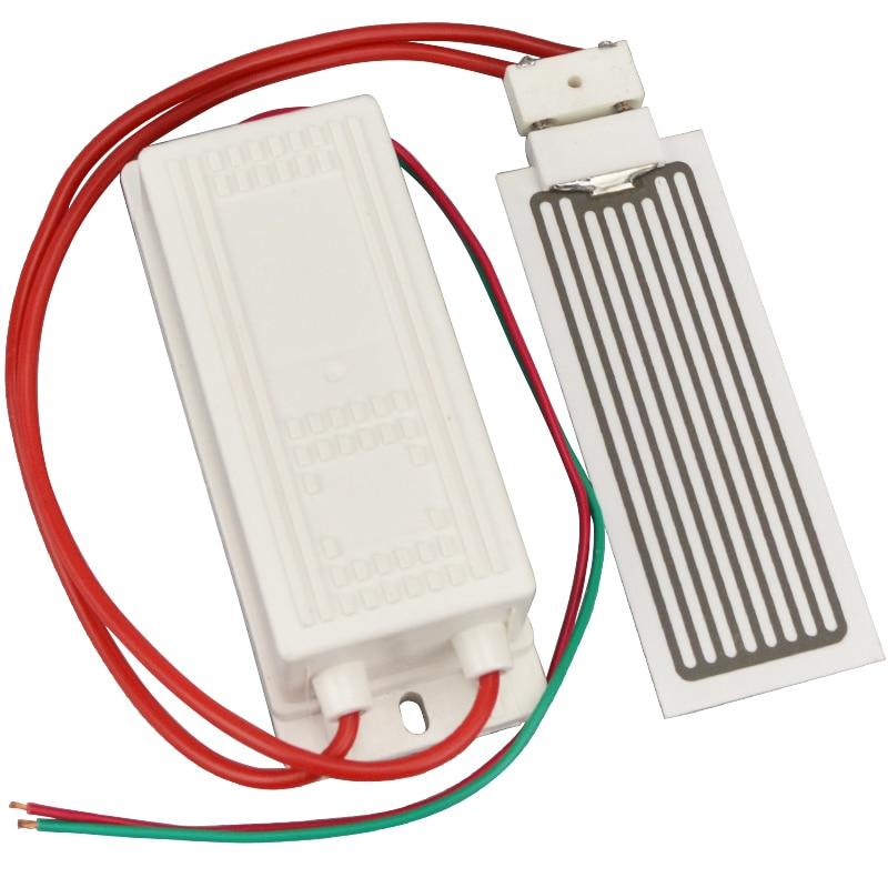 High Quality Ozone Generator Alternator 220v 5g Ozone Ceramic Plate Air Purifier Sterilizer Air Purification Ozone Disinfection