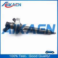 USED ORIGINAL 100% TEST FUEL INJECTORS 0445110491 16600 MD20A fit for nissan