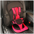 9 Meses-4 Anos de Carro Do Bebê Portátil Assento de Segurança Do Carro Cadeira de Jantar Cadeira de Assento Para Criança Infantil Multi-propósito Dual-Use Cadeira de Jantar