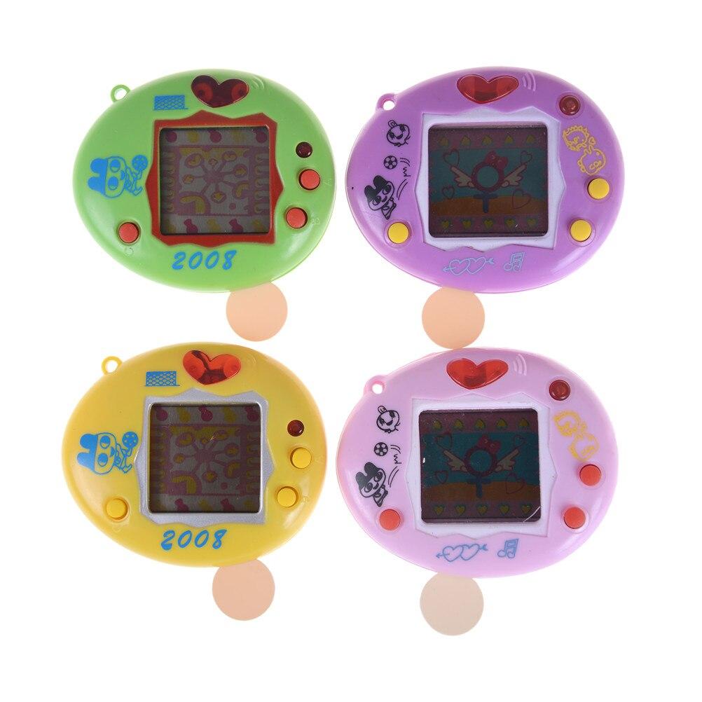 1 Pcs Virtual Network Digital Electronic Pet Funny Toy Handheld Game Kid's Gift
