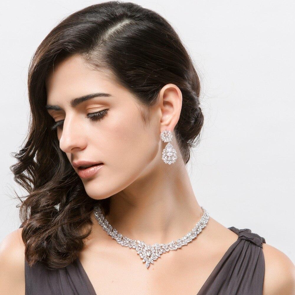 Luoteemi Grosir 2016 Perempuan Anting Mode Mulia Pernikahan Jewelry - Perhiasan fashion - Foto 5
