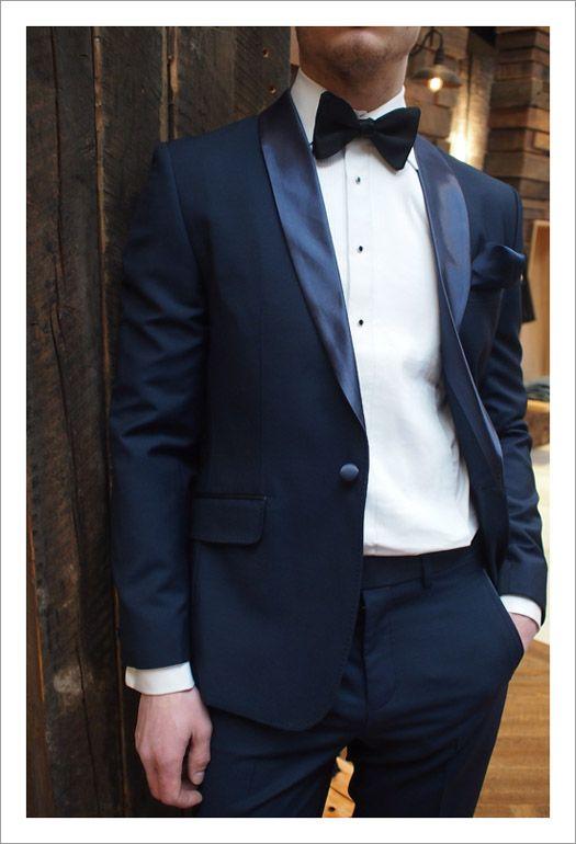 Pour Image Marine De Personnalisé As D'affaires Pièce Demo6634 Hommes Noir Smoking Costume Mariage Châle Blazer 2 Un Custom Color Bleu Revers same Formelle Satin Bouton f6gYyb7