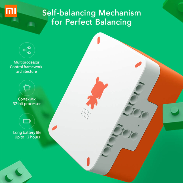 Aliexpress.com : Buy Xiaomi MITU Robot Builder DIY ...