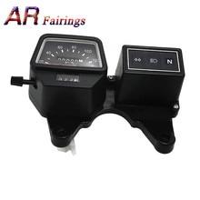 цена на 01-15 For Yamaha TW 200 TW200 Motorcycle Speedometer Instrument Gauges Tachometer Odometer Case Speed Meter 2001 - 2015 2014