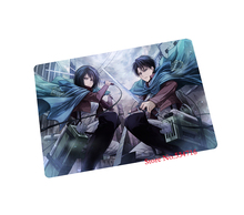 Attack on Titan mouse pad Levi gaming mouse pad laptop large mousepad notbook computer pad to mouse gamer play mats