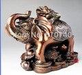 Бронзовые статуи с изображением слона