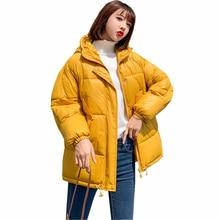 Winter Jacket women Womens Parkas Thicken Outerwear solid hooded Short Female Cotton parka coat women womens jackets and coats цена