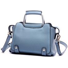 Genuine leather handbag 2019 luxury handbags women bags designer new high-quality women's leather handbags ladies shoulder bag цена в Москве и Питере