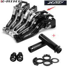 Motorcycle Accessories XADV Folding Extendable Brake Clutch Levers handle grips For Honda X-ADV 750 X ADV 2017 2018