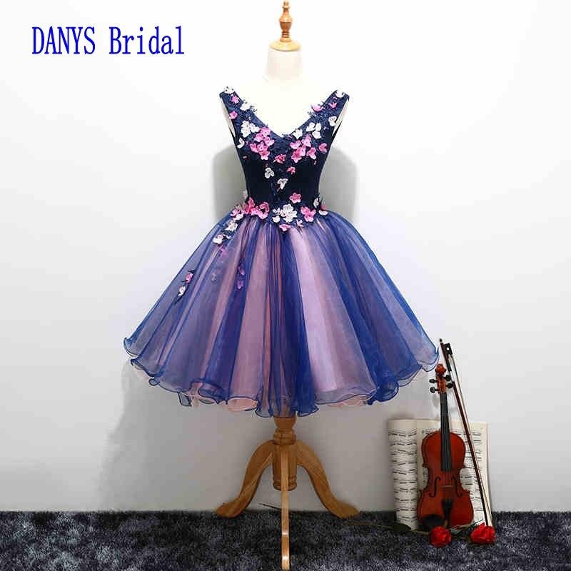 Short Prom Dresses 8th Grade Party Dresses for Graduation vestido de ...