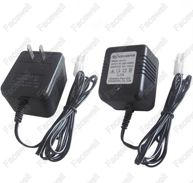 online shop 9 6v rc battery charger nimh nicd battery charger 9 6vplaceholder 9 6v rc battery charger nimh nicd battery charger 9 6v with 2p connector output 300ma