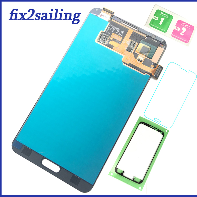 New Super AMOLED LCD Display 100% Tested Working Touch Screen Assembly For Samsung Galaxy Note 3 N9000 N9005 N9006 N900K N900T