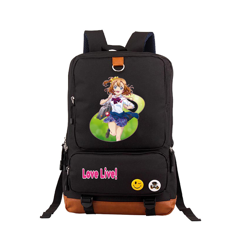 Hot anime Lovelive Casual Backpack Teenagers Canvas School student book Bags Printing Laptop Backpack Shoulder Bags Travel BaHot anime Lovelive Casual Backpack Teenagers Canvas School student book Bags Printing Laptop Backpack Shoulder Bags Travel Ba