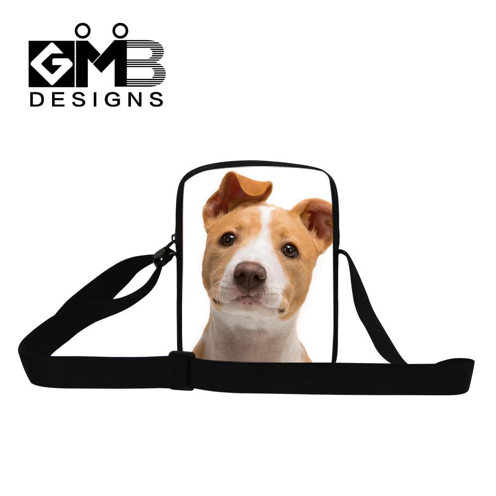 Dispalang Merek Baru Utusan Tas Kecil Lucu Pet Dog 3d Print Anak Orient Fdb0c003b Jam Tangan Pria Kulit 40mm Hitam Hewan Kasual Bahu Wanita Mini Palang Tubuh