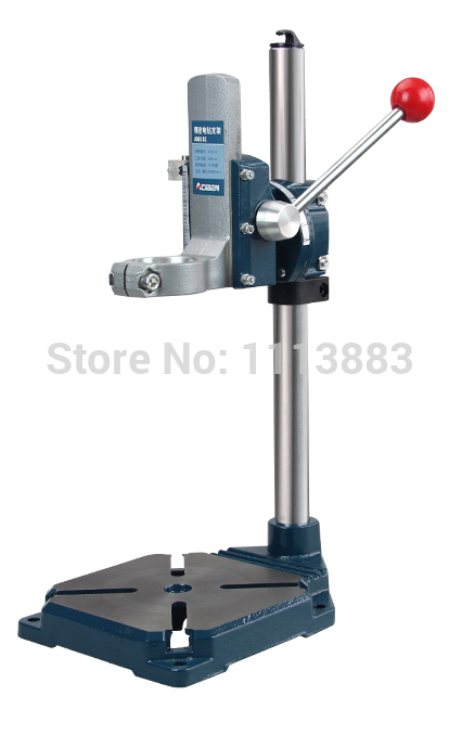 Heavy Duty Drill Stand, Drill Press Cast Iron Stand for Hand Electrical DrillsHeavy Duty Drill Stand, Drill Press Cast Iron Stand for Hand Electrical Drills