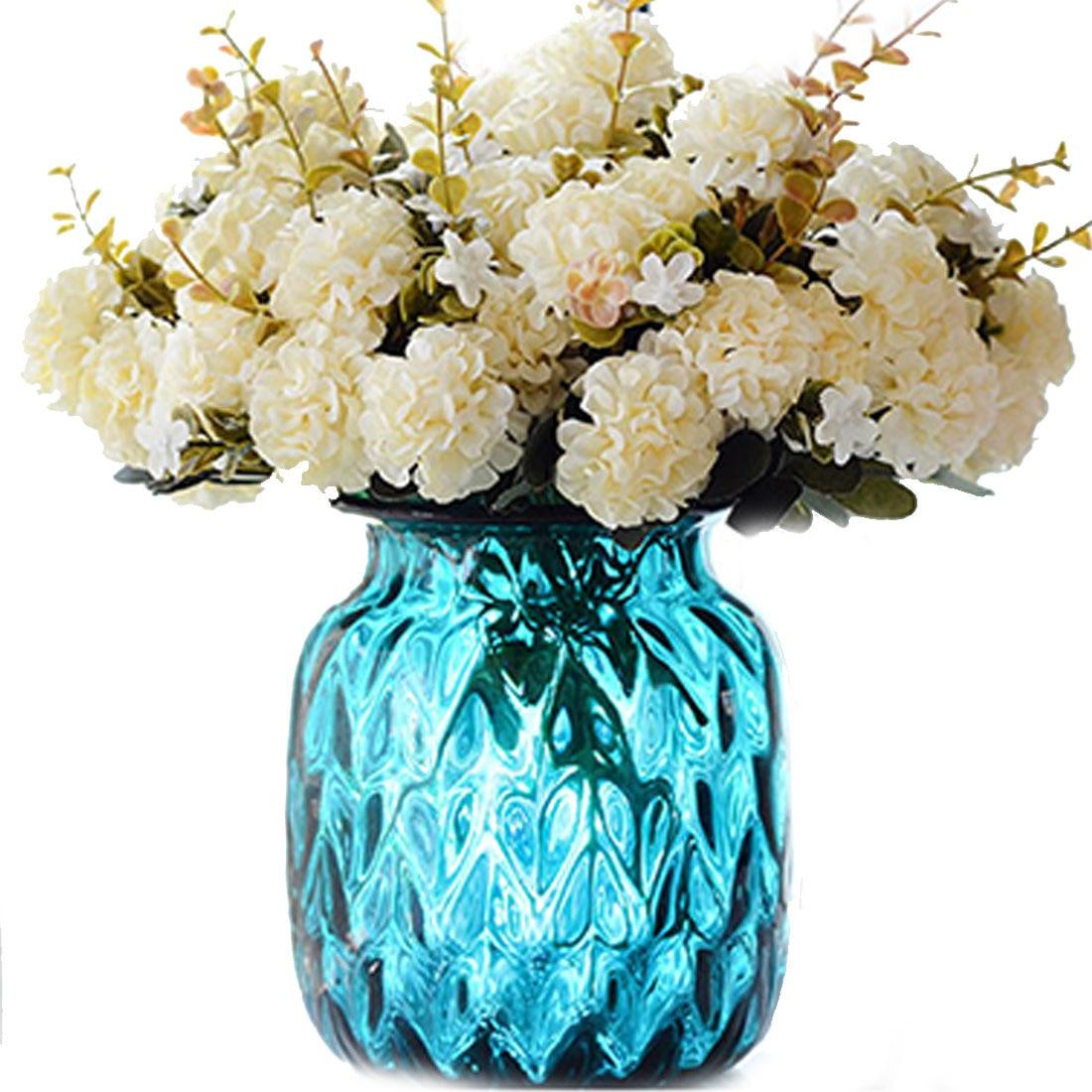 Wedding Decoration 1 Bouquet Fake Chrysanthemum Bouquet Flower ...