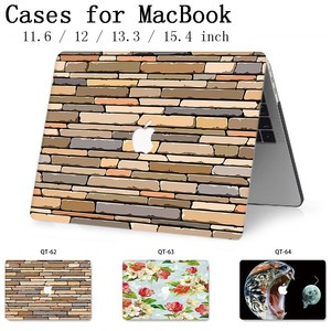 Image 1 - New For Laptop Notebook MacBook Case Sleeve Hot Cover Tablet Bags For MacBook Air Pro Retina 11 12 13 15 13.3 15.4 Inch Torba