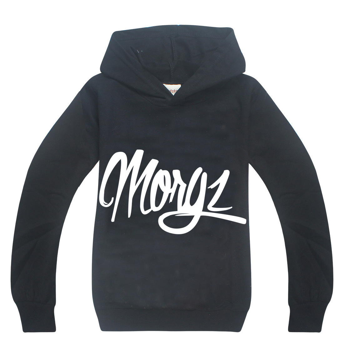 MORGZ YOUTUBER 2019 new Quality New Girls T Shirt Summer Childen 100 Cotton T shirt For Girl Tops Kids Clothes For 5 12 Years in Jackets Coats from Mother Kids