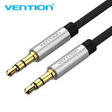 Vention 3.5mm Jack Audio Cable 3.5mm Male to Male Car Aux Cable for iPhone Headphone Speaker Horn Phone Computer Laptop Aux Cord