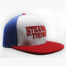 Esihou Movie Stranger Things Cosplay Costumes Accessories Hip Hop Baseball  Cap Sunhat 781aeb832406
