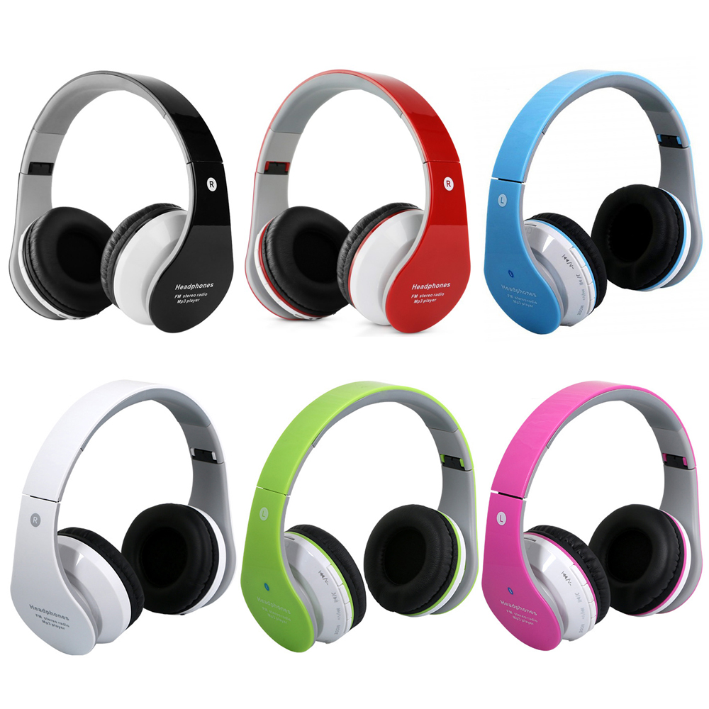 Betreasure BTH1 Wireless Bluetooth Headset Stereo Headphone Portable Auriculares Foldable Handsfree With TF Card FM Radio remax bluetooth v4 1 wireless stereo foldable handsfree music earphone for iphone 7 8 samsung galaxy rb 200hb