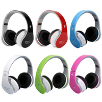 Wireless Bluetooth Headset Stereo Headphone Portable Auriculares Foldable Earphone Support Handsfree TF Card FM Radio Head
