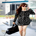 Maternity Dress Europe and the United States large size pregnant women T-shirt free shipping
