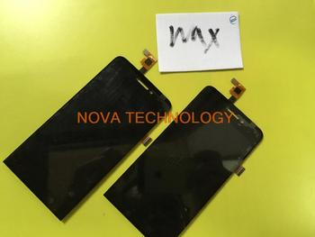 Wyieno 100% Tested Digitizer Panel Replacement Parts For Wiko Wax Touch + LCD Display Screen Assembly ; With Tracking Number фото
