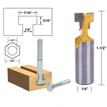Milling Machine Keyhole Knife Woodworking Tools