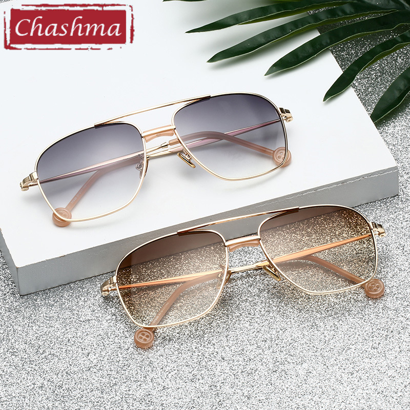 Wide Frame Polarized Sunglasses Myopia Degree Glasses with Recipe Prescription Eyewear Gafas Men Fashion Colored Lenses