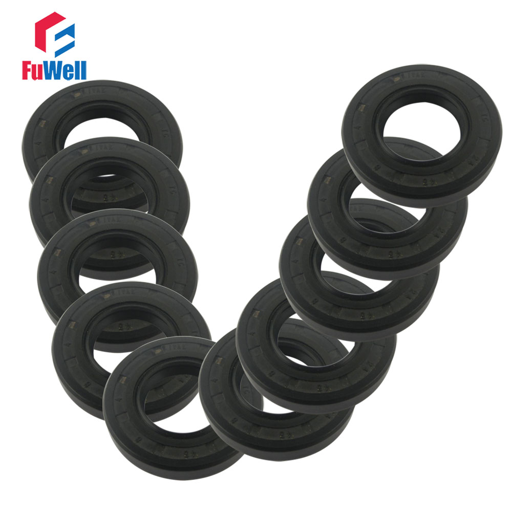 X AUTOHAUX 150pcs 12mm Rubber Grommet Double Side Cable Protector Black for Car