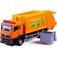 RMZ 1 64 Garbage Truck Model Alloy Car Toy Sanitation Truck Garbage Bin Children S Favorite