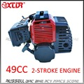 49CC 2-STROKE ENGINE MOTOR Pull Start POCKET MINI BIKE SCOOTER ATV Goped