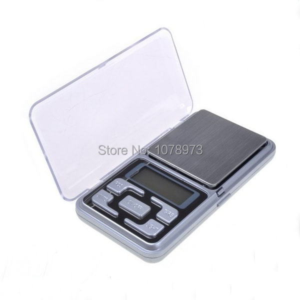 500g 0.01g Electronic Weighing Scale Pocket Scales Jewelry Digital Scale with Retail Box 100pcs/lot