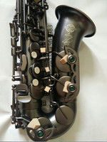 DHL EMS Free Shipping New High Quality France Eb Alto Selmer 54 And Saxophone Matte Black