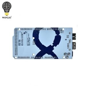 Image 3 - Wavgatメガ 2560 R3 16AUボード 2012 googleオープンadkメインボード (互換mega 2560 ATmega2560 16AU + usbケーブル