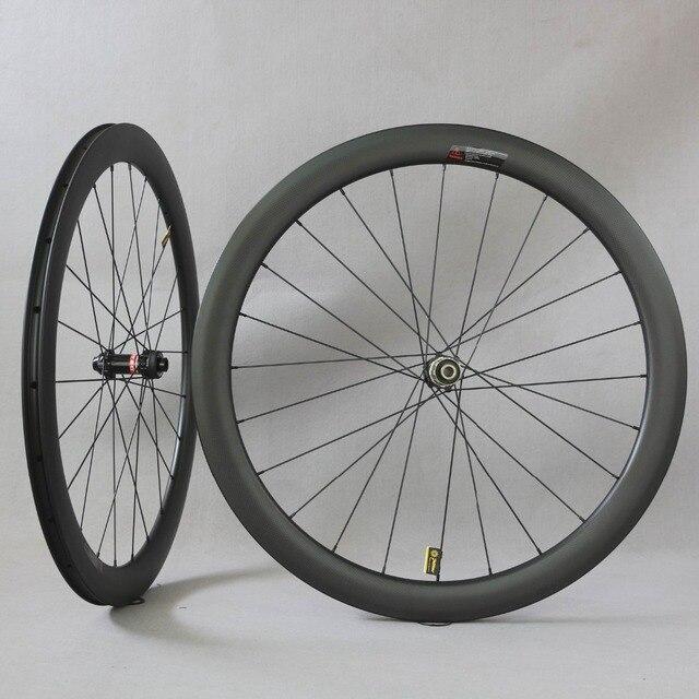 Dysk węglowy koła filar 1423 mówił Novatec D411/D412 piasty 6 śruby lub centralny zamek Cyclocross koła żwiru zestaw kół rowerowych