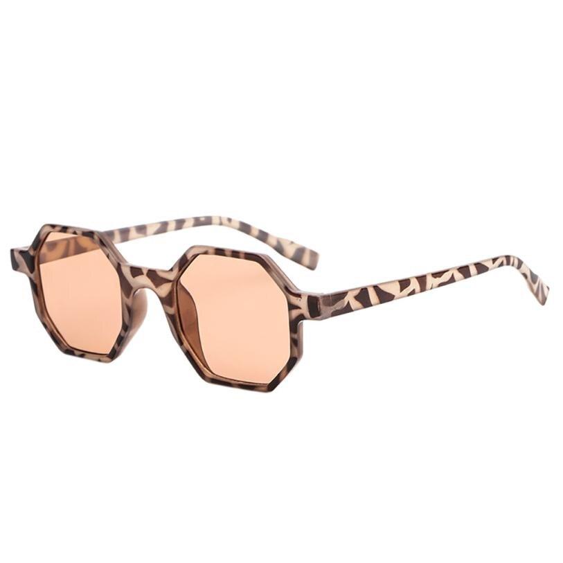#5 2018 New Fashion Retro Vintage Unisex Sunglasses Rapper Rhombic Shades Glasses Free Ship