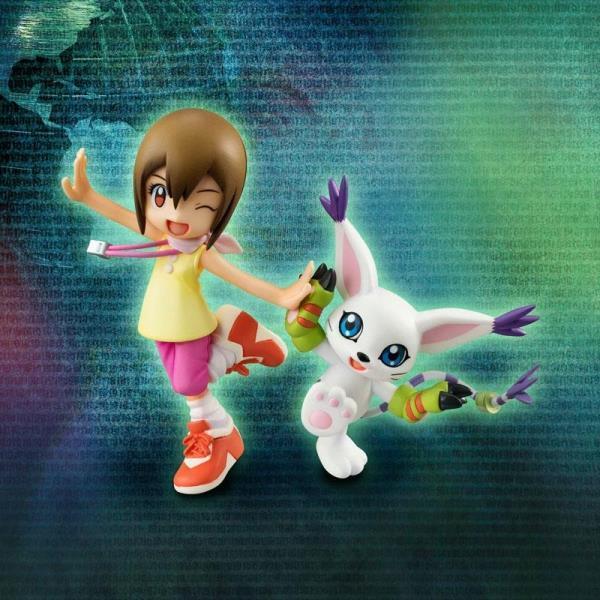 Figura Yagami Hikari Digimon 11 cm Digimon