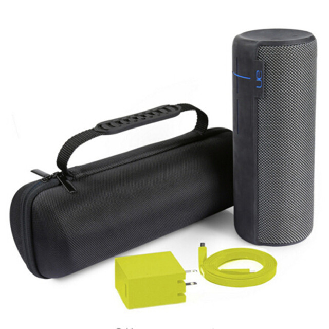 US $14 6 |Cycle zone Cycling accessory For UE Megaboom Wireless Bluetooth  Speaker Case Travel Carry Protection Portable Protective Bag-in Bicycle  Bags
