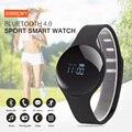 2016 nova alta qualidade h8 bluetooth 4.0 sports smart watch câmera pulseira inteligente anti-lost lembrete de chamada remota