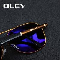 OLEY Classic Pilot Sunglasses 2