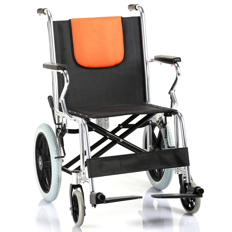 Electric Motor Carrier: portable motorized wheelchair