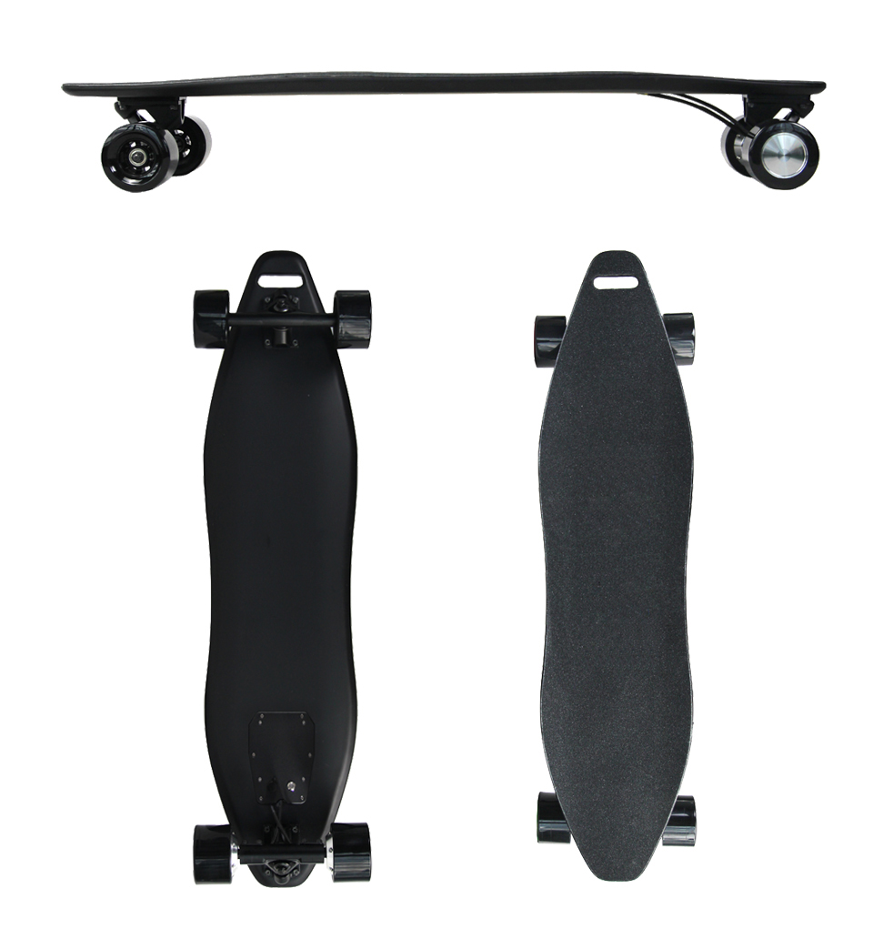 4 Wheel Electric Skateboard Scooter Electrico hoverboard (7)